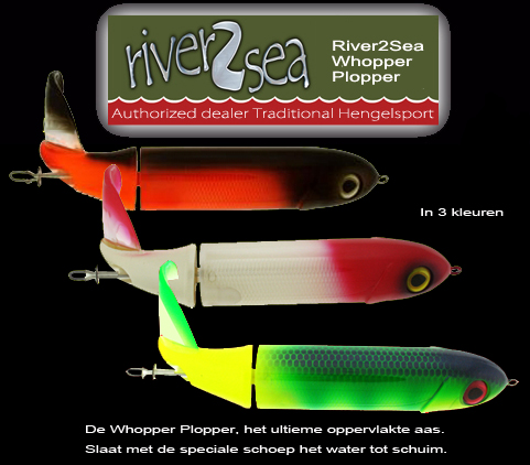 River2Sea Whopper Plopper